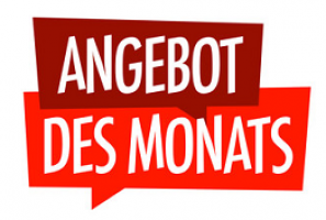 ANGEBOT DES MONATS