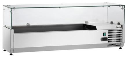 Kühlaufsatz 5 x GN 1/4 - B 1200
