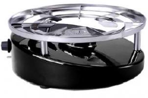 PowerFire® inkl. KIGAS, black shiny