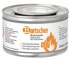Bartscher-Brennpaste, 72 Dosen