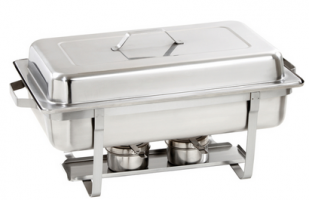 Chafing-Dish GN 1/1-100mm, Brennpaste