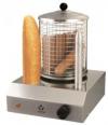 Hot Dog Maschine mit 2 Brothaltern