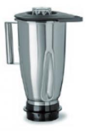 Rotor Mixbecher 2L, Edelstahl