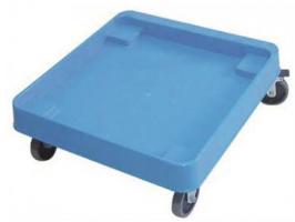 Geschirrkorb-Rollwagen ohne Griff